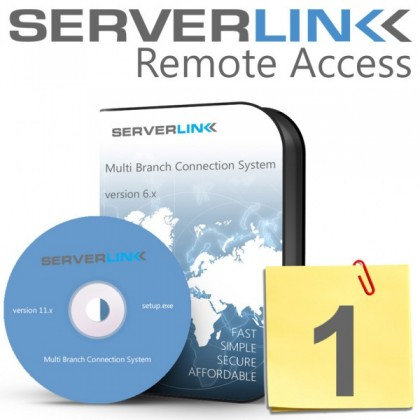 SERVERLINK - Single User